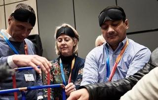 Photo de l'article : La collaboration internationale