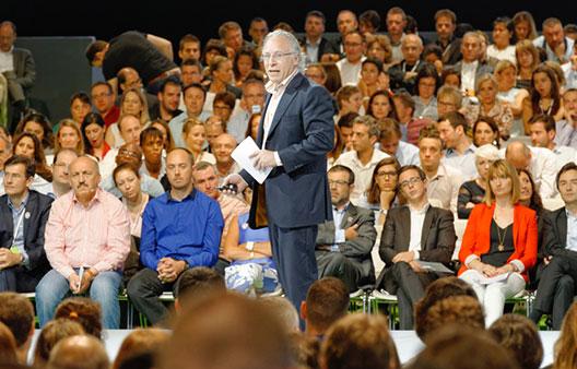 Photo de la conférence : Conférences des fondateurs
