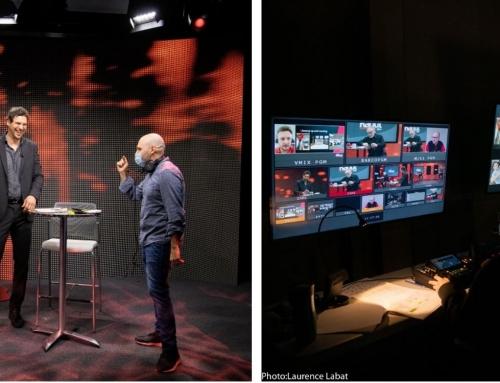 Concevoir, produire et animer un évènement international virtuel  n'est pas une affaire de débutant !